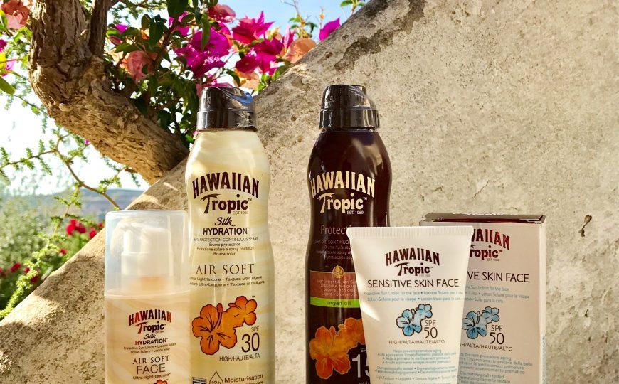 Solari Hawaiian Tropic: lasciati sedurre dal piacere dell'Aloha Therapy