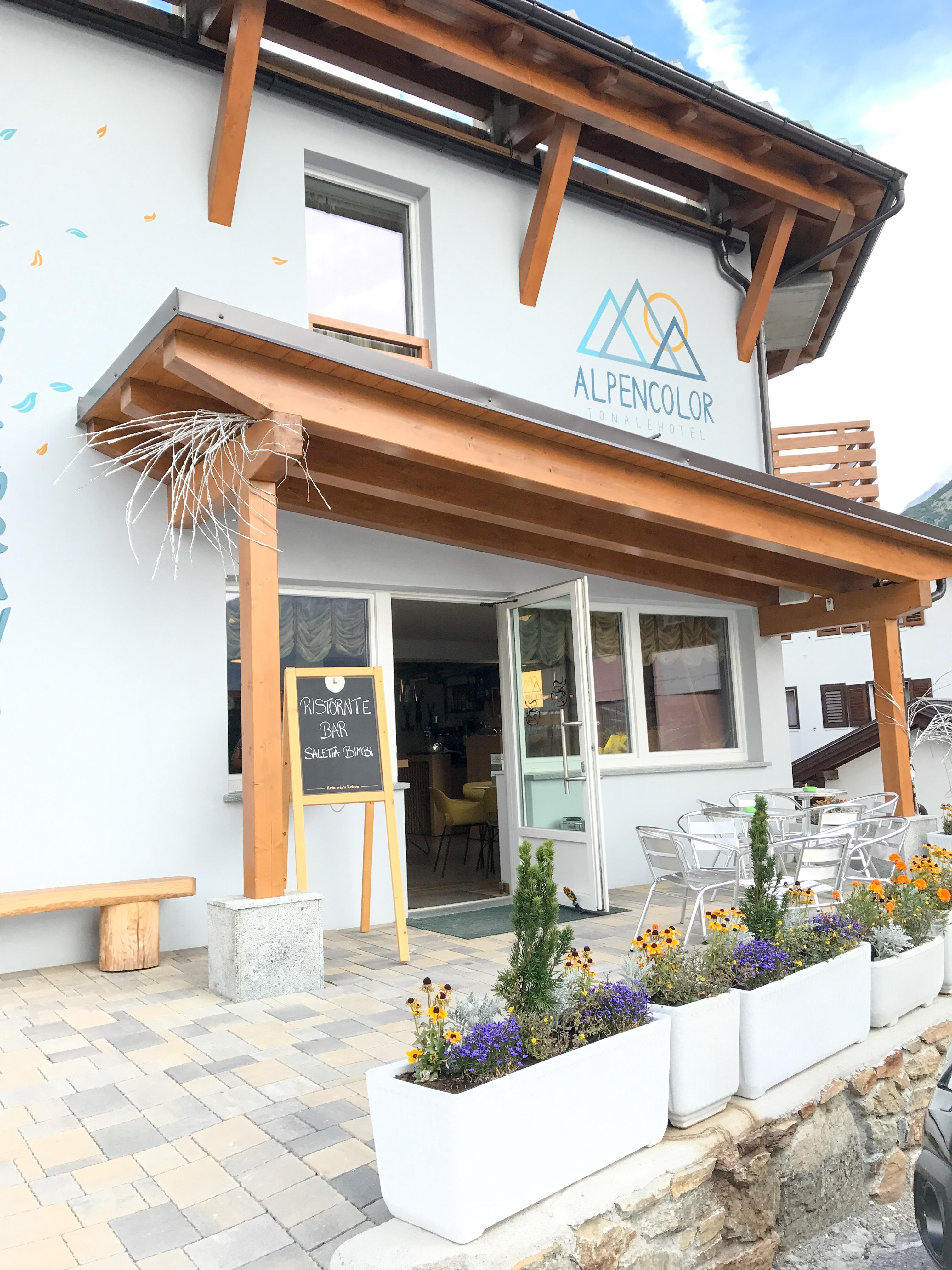 Alpencolor hotel tonale