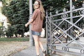 Ricordo Agosto, in una Firenze deserta