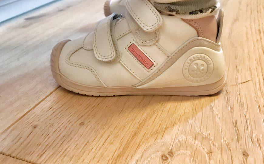 Quale scarpa scegliere per muovere i primi passi?