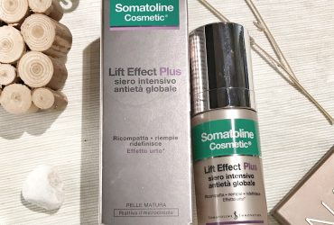 Lift Effect Plus, il nuovo antietà di Somatoline Cosmetics