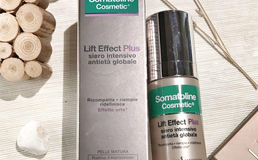 Lift Effect Plus, il nuovo antietà di Somatoline Cosmetics