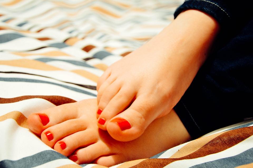 mani e piedi sweetlavanda