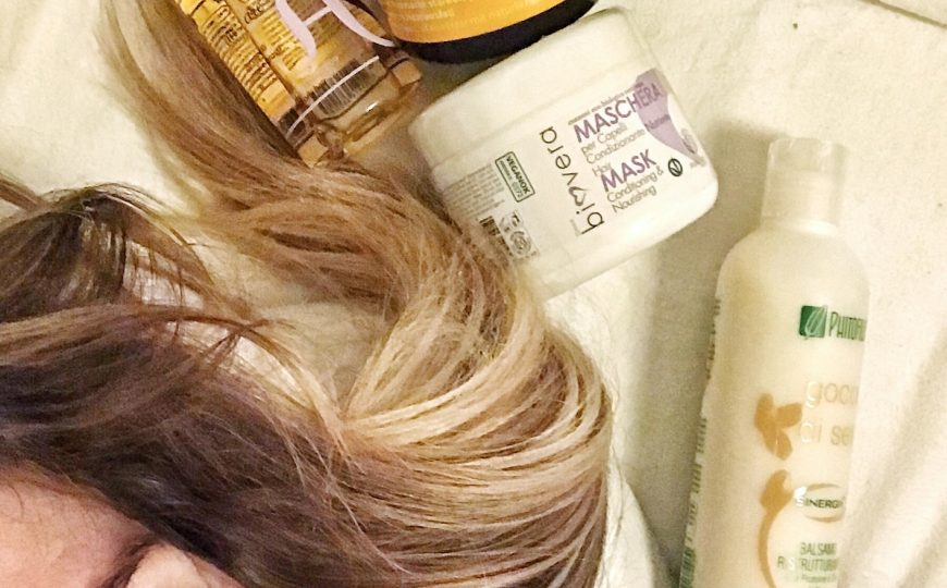 Future Hair cura dei miei capelli con prodotti bio