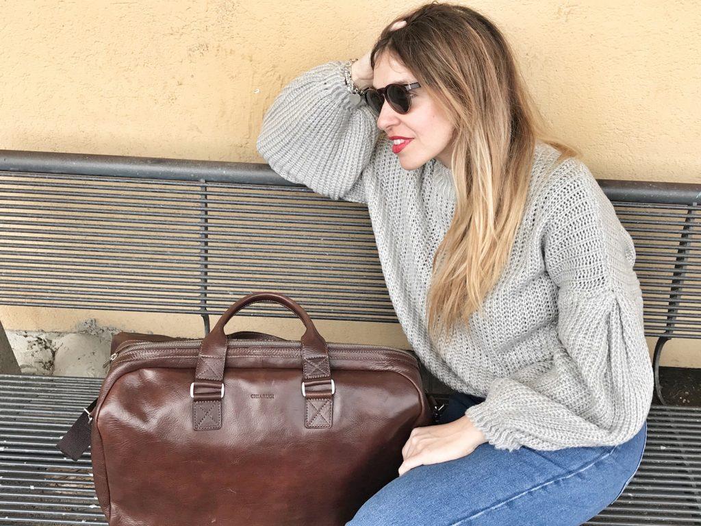Chiarugi borse in era pelle made in Italy