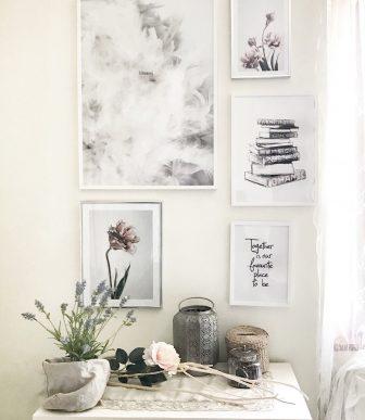 Desenio arreda la casa con le Stampe i Poster del momento