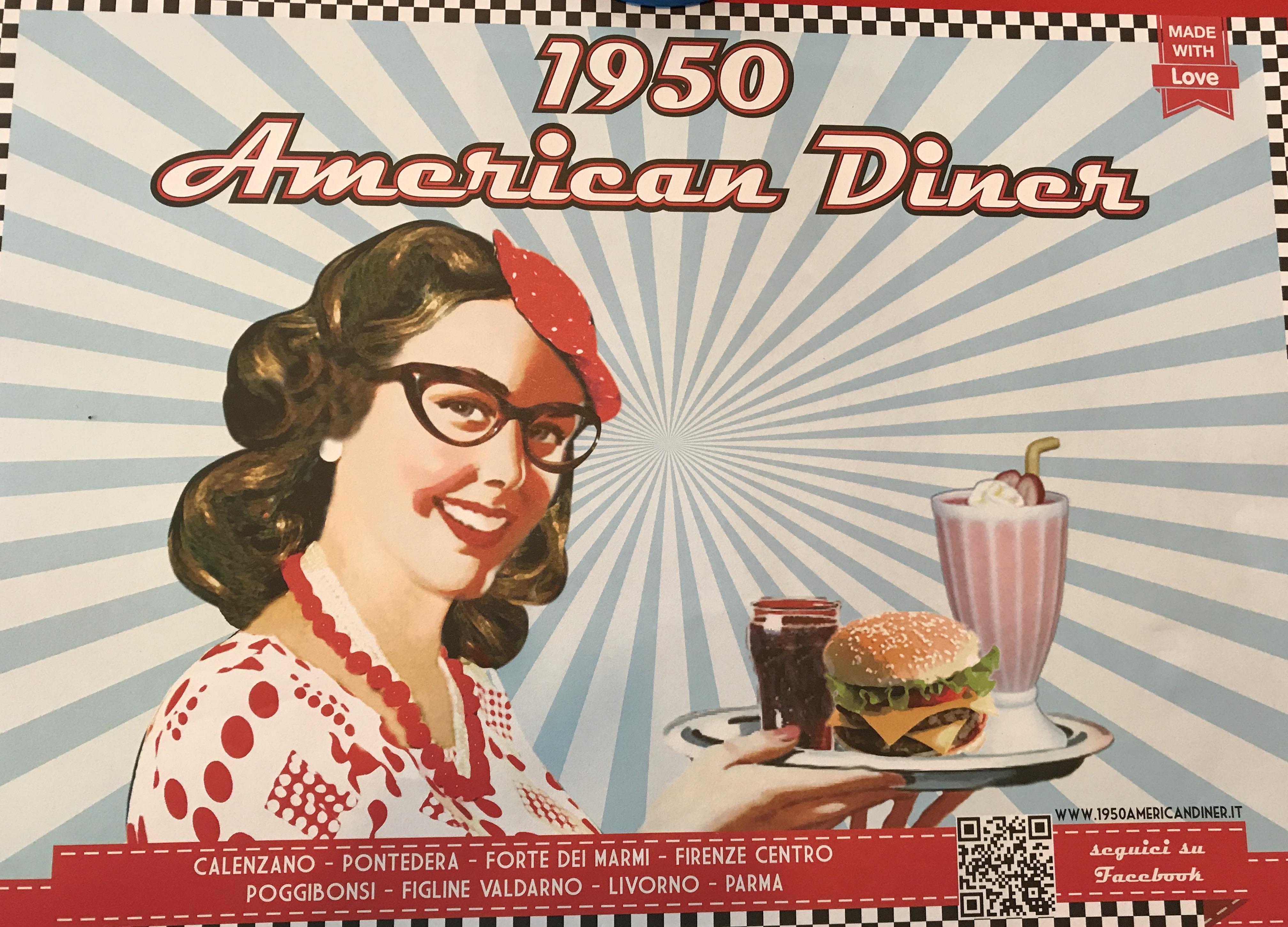 American diner forte dei marmi
