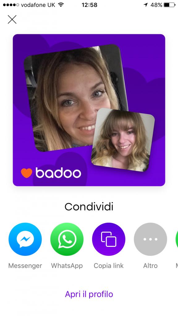 Badoo Sweet lavanda