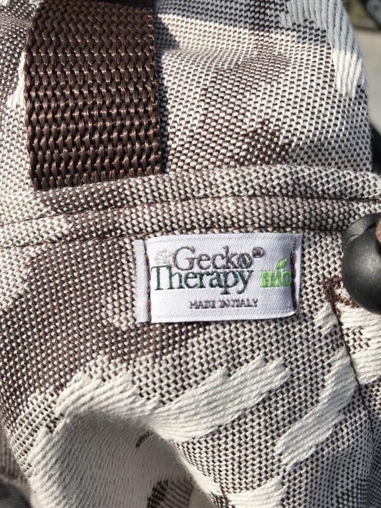 gecko therapy marsupio personalizzato