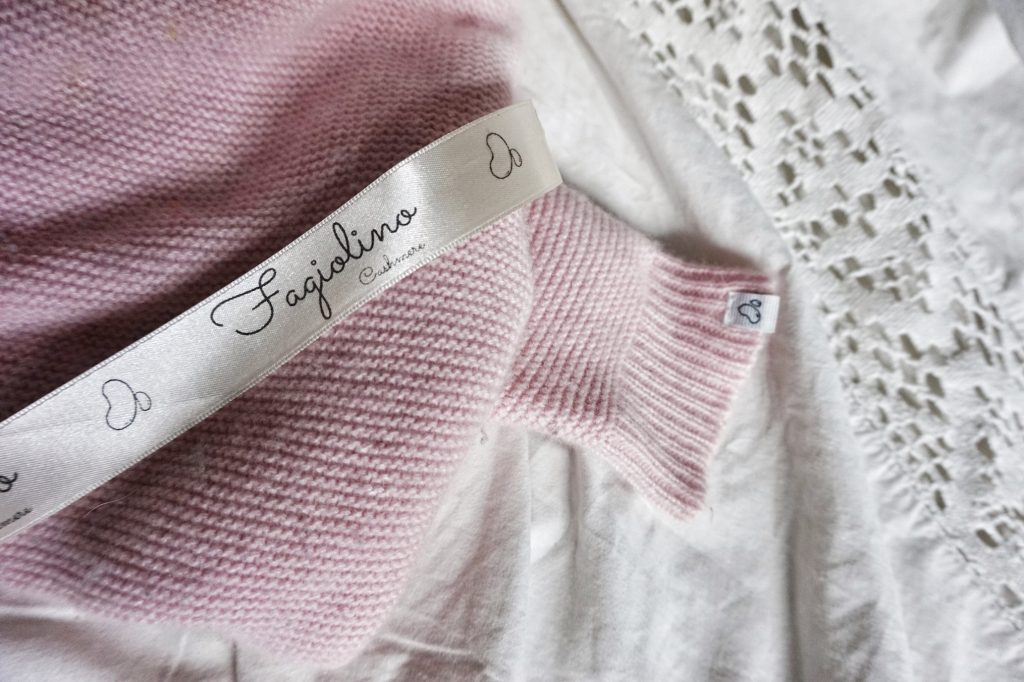 fagiolino cashmere shop online