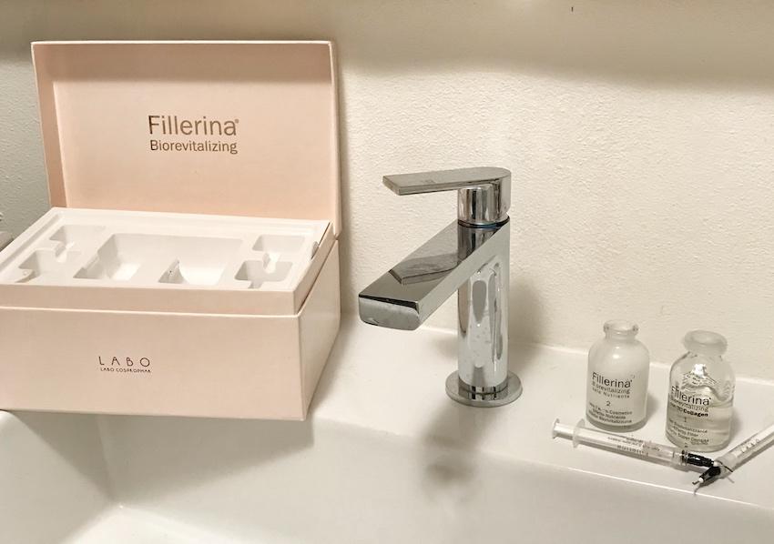 Labo suisse Fillerina review