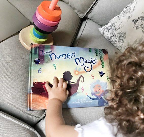 Un nuovo libro personalizzato, i numeri magici di Nina