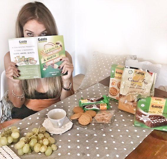 Giusto® Senza Glutine, una novità Giuliani