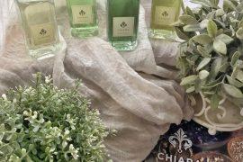 I profumi del Giardino dei Semplici di Chiara Firenze