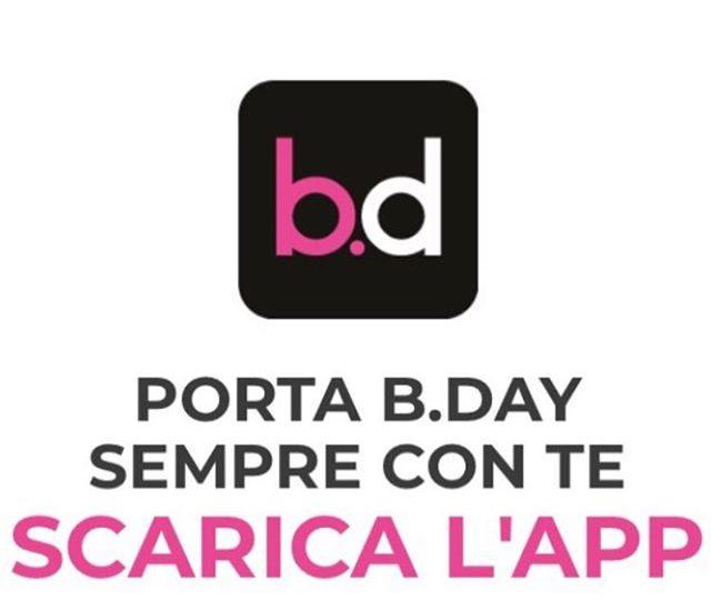 Fa' che oggi sia il tuo Beauty Day! Scarica B.day!