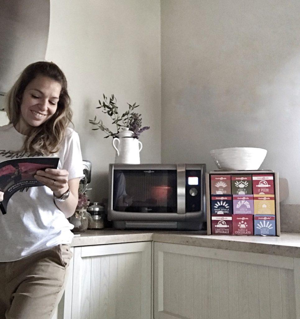 cucina Barilla forno multifunzione