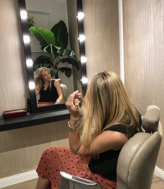 Un trattamento di bellezza per i miei capelli